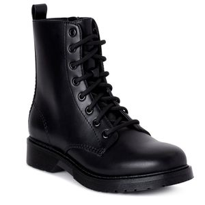 Time and Tru Combat Boots